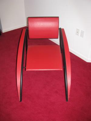 Jean-Louis Godivier - D-tec Chair Front