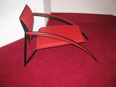 Jean-Louis Godivier - D-tec Chair Side View