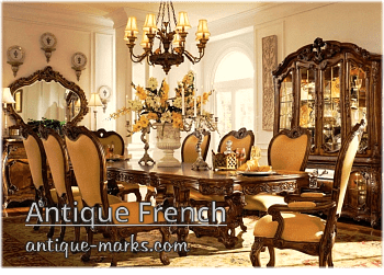 Antique Furniture Styles - French Style