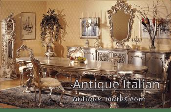 Antique Furniture styles - Italian Style