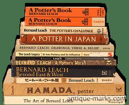 Studio Pottery Reference Books