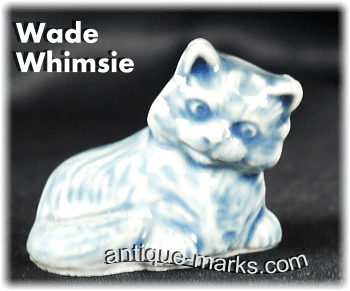 Dating Wade Marks - Whimsie Cat figure