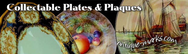 Collectible Plates & Plaques