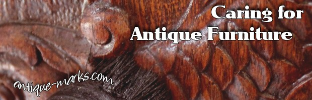 Care of Antique Furniture and Furnishings