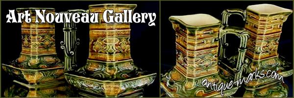 Art Nouveau Gallery - Examples of Art Nouveau Design