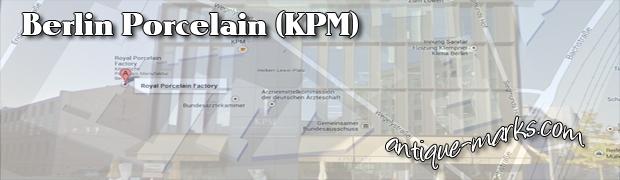 The Berlin Porcelain factory - KPM