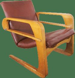 Karl Emanual Martin Weber - Airline Chair