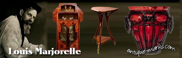 Artist & Designer Louis Marjorelle