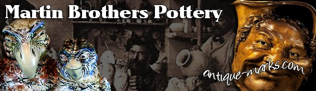 Martin Brothers Gothic Pottery